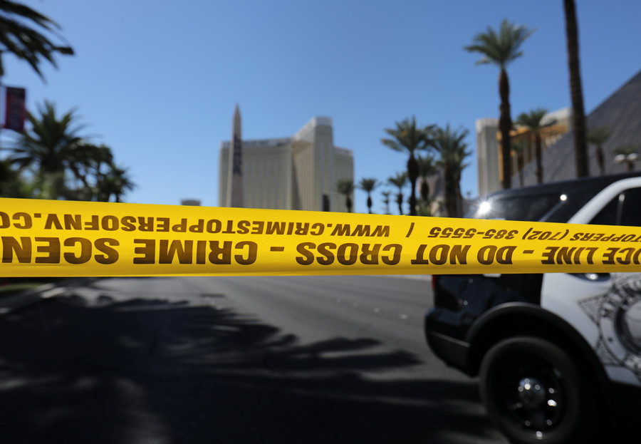 Las Vegas mass shooting victims sued by MGM Resorts