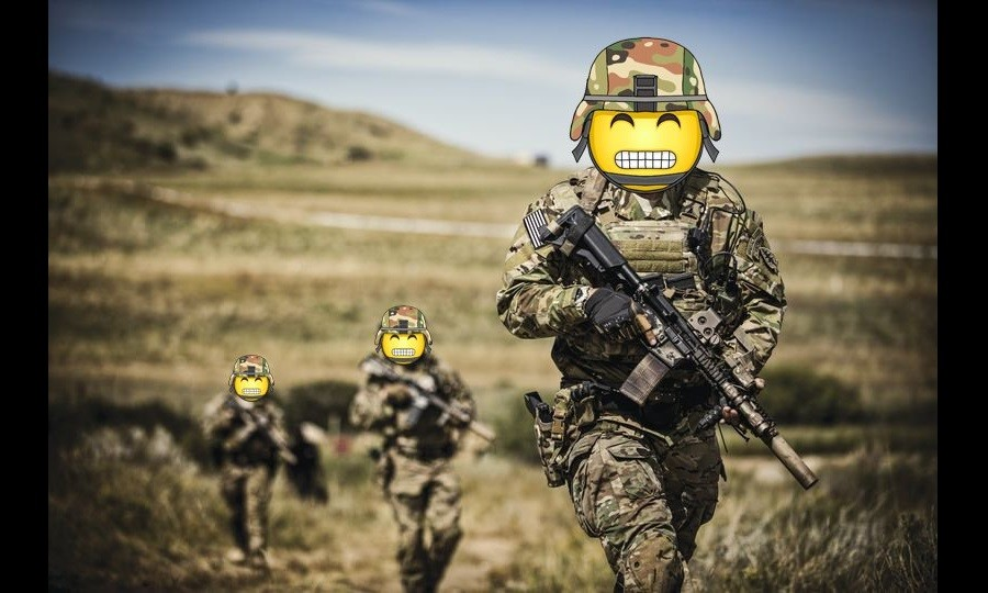 'Trigger happy killers': US Army gets furious response after it tries to celebrate Emoji Day