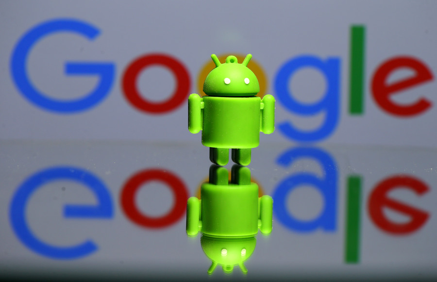 EU slaps Google with record $5 billion fine for antitrust violations