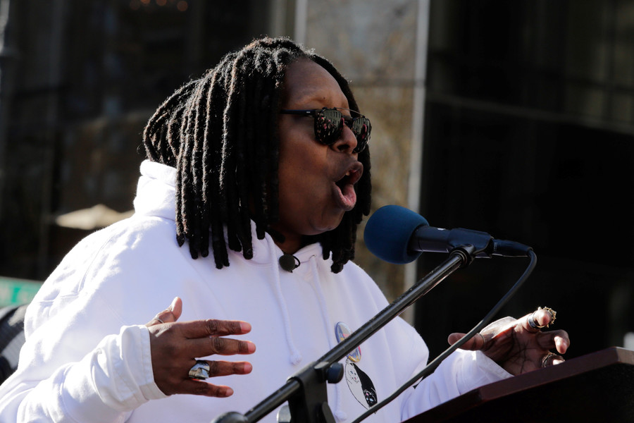 Whoopi Goldberg demands Homeland Security stage Trump intervention