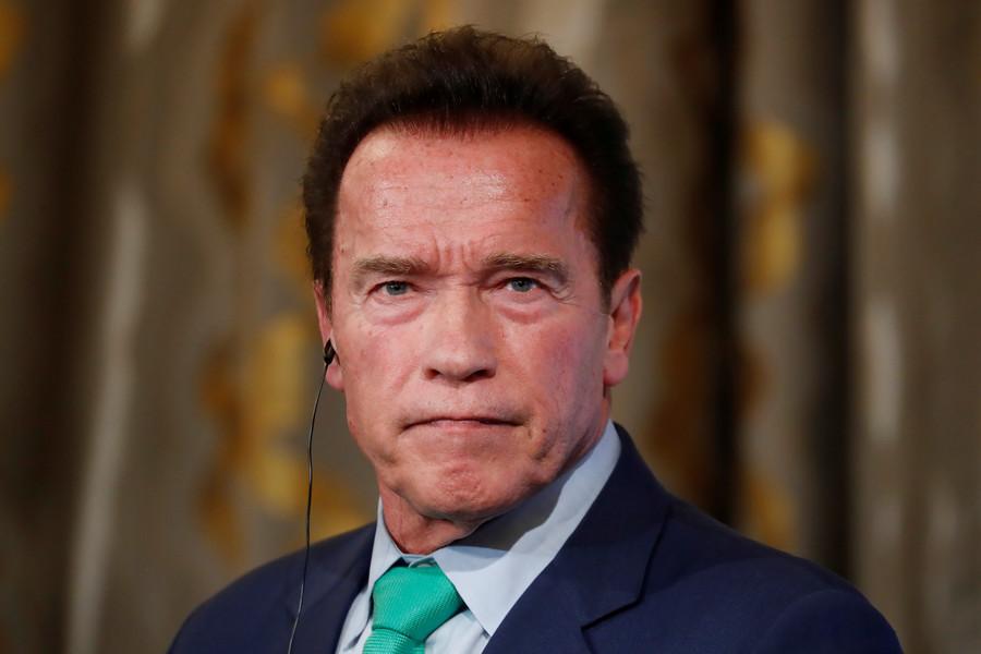 Arnold Schwarzenegger news
