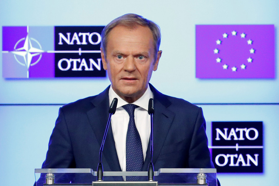 Donald Tusk news