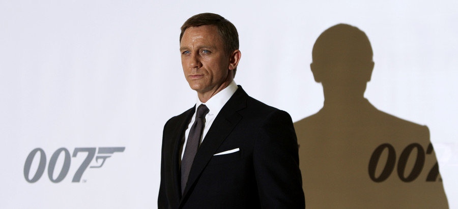 You'll never guess where the next James Bond villain is from...