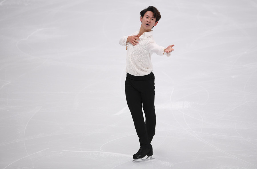 Olympic Figure Skater Denis Ten Murdered in Kazakhstan