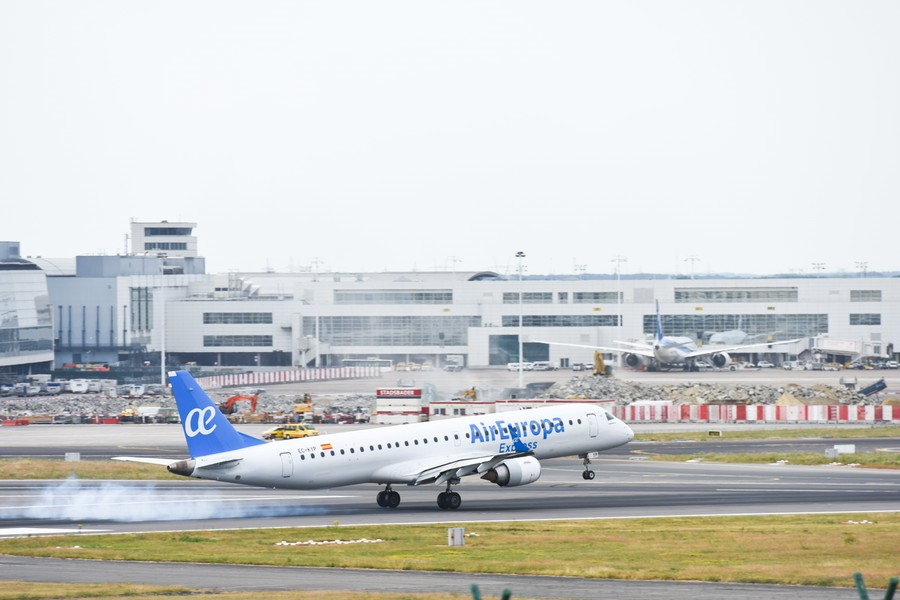 Belgium closes airspace after flight data processing system failure
