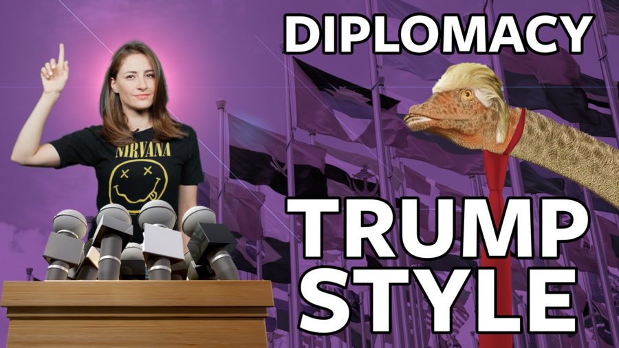 #ICYMI: Europe left ravaged by DiploDon – the truth and lies of Trump's diplomacy (VIDEO)