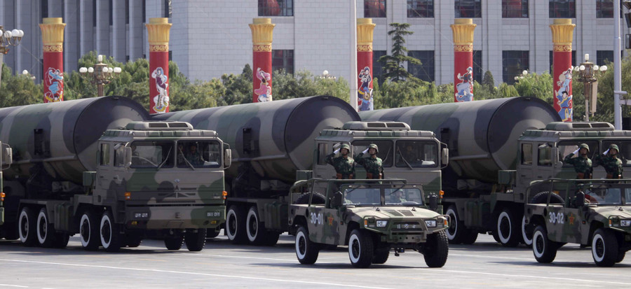 China must speed up development of nukes to deter US aggression – state media