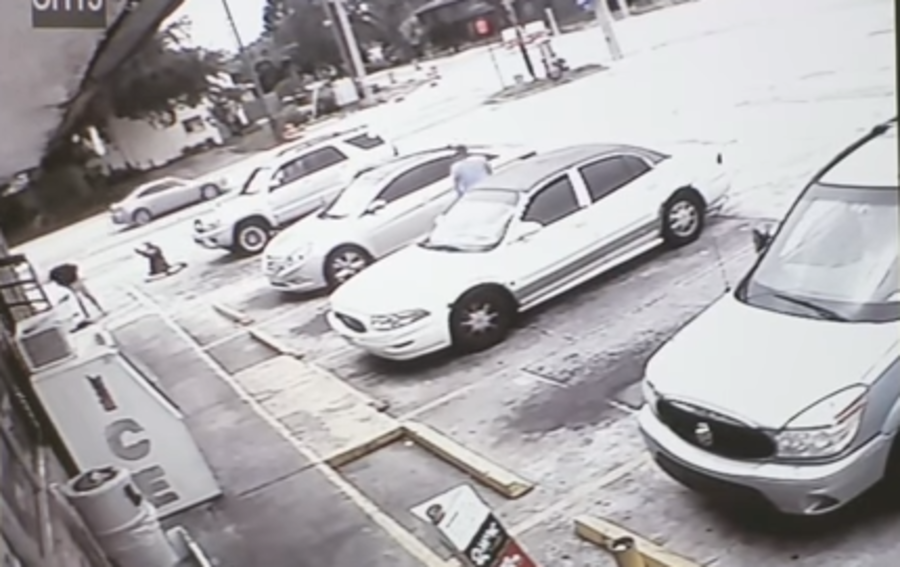 Florida cops won't charge man in shocking parking lot shooting over state's 'stand your ground' law