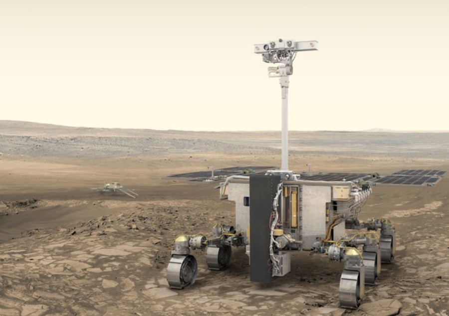 UK space agency launch competition: Will the new Mars rover become the next Boaty McBoatface?