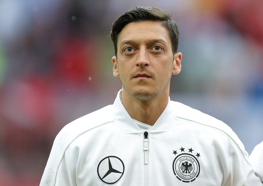 'Such racist treatment for his religious beliefs is unacceptable' - Erdogan wades in on Ozil affair