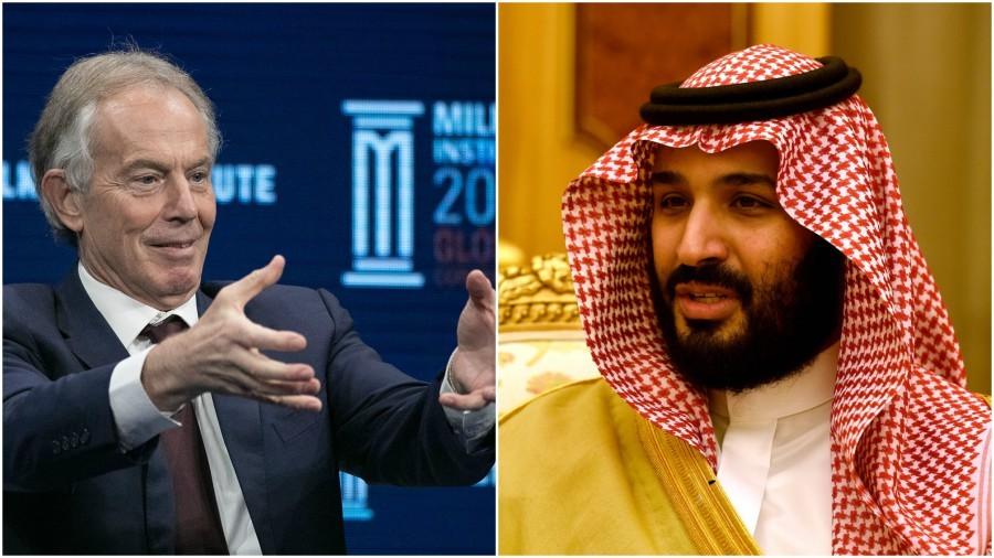 Tony Blair's institute gets $10m from Saudi Arabia for modernization help – report