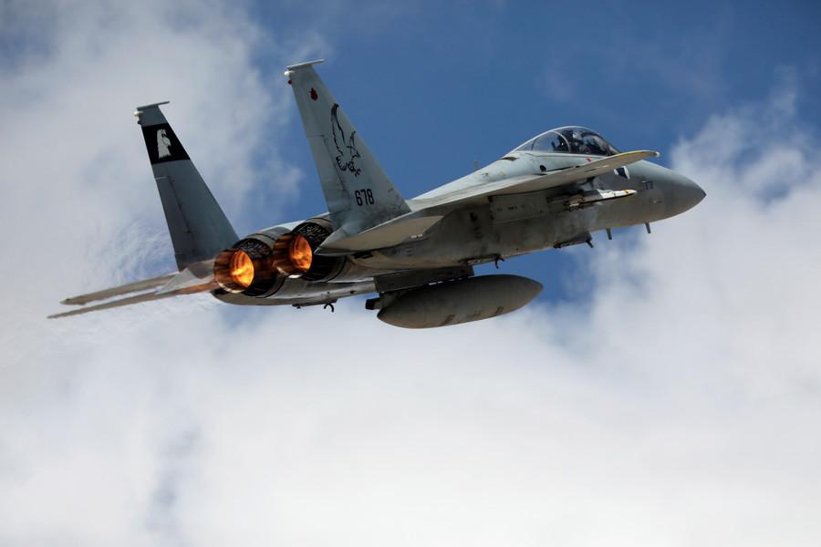 Israeli warplanes strike targets in western Syria – report