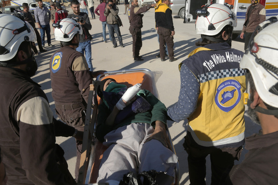 'They may be jihadists but they're our jihadists': White Helmets' UK resettlement policy attacked