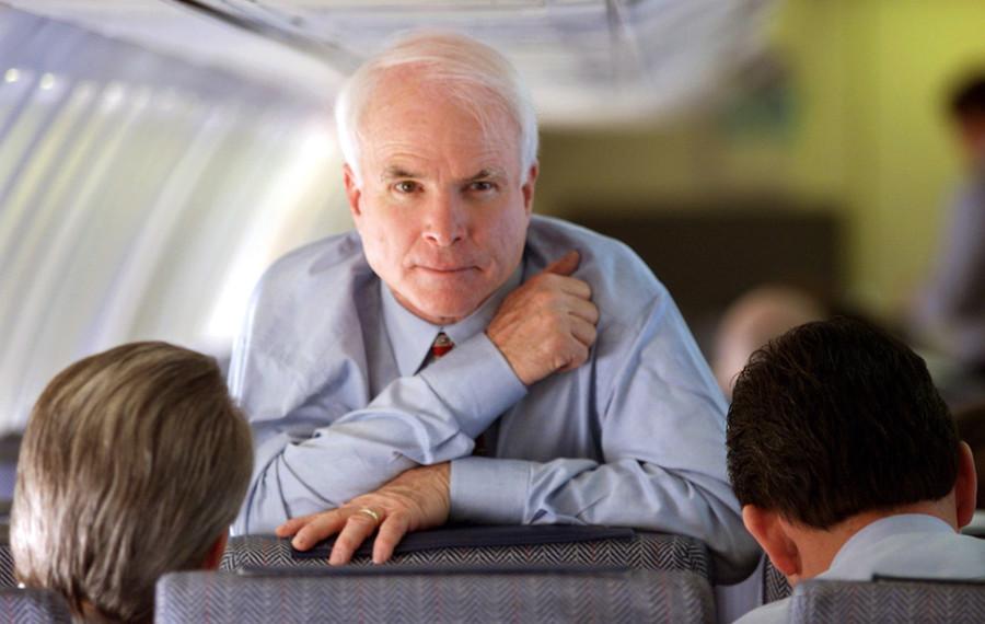 John McCain news