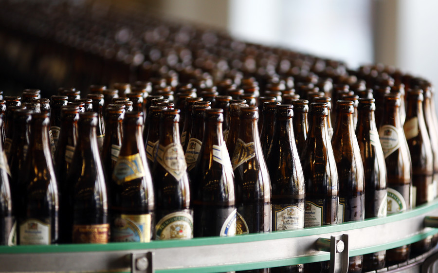 Many hoppy returns: German beer producers running out of bottles as heatwave fuels demand