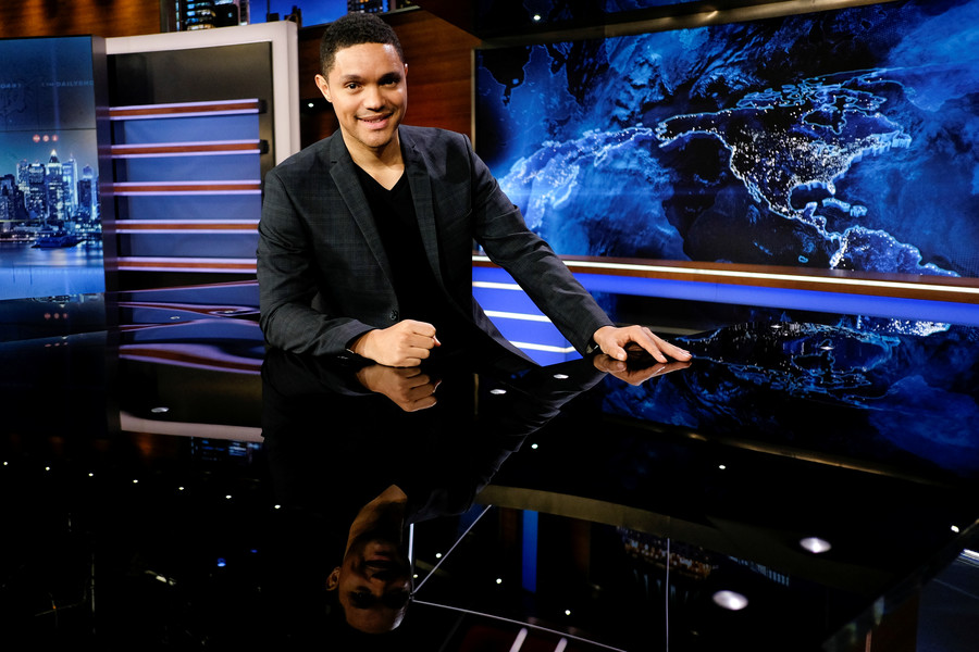Daily Show's Trevor Noah under fire as outrage machine turns on liberals