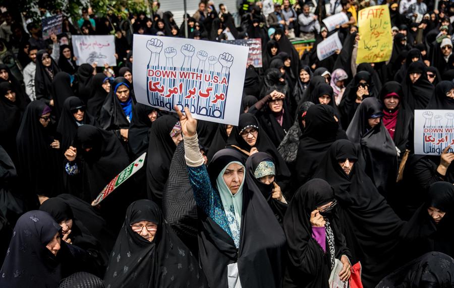 'Troublemaker' Trump pursues 'ignorant diplomacy' – Iran hits back at US
