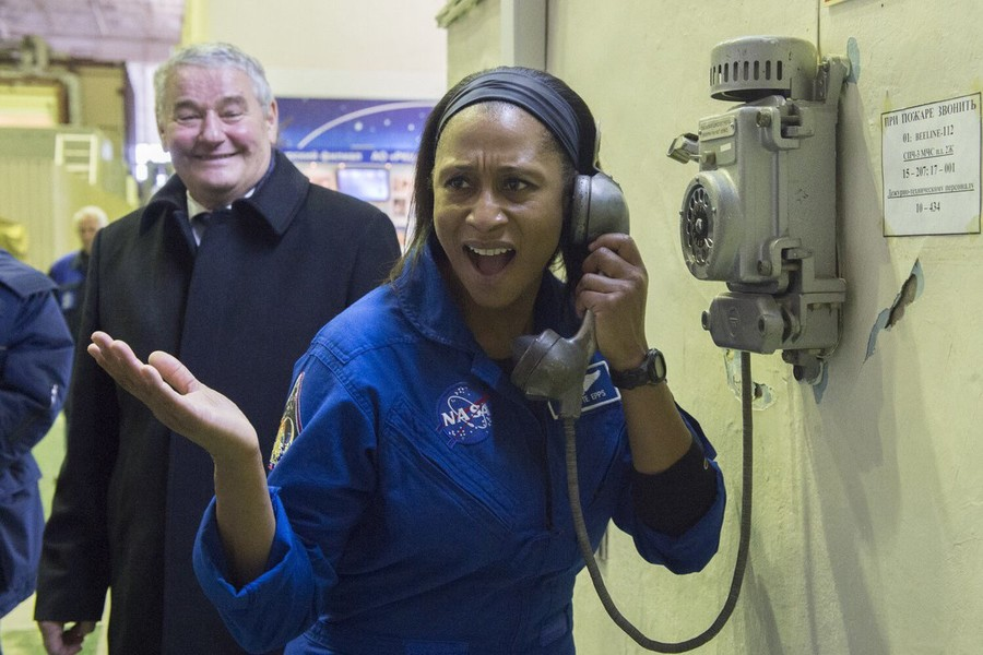 Space race-ism! Have Russians banned black astronauts from Soyuz missions?