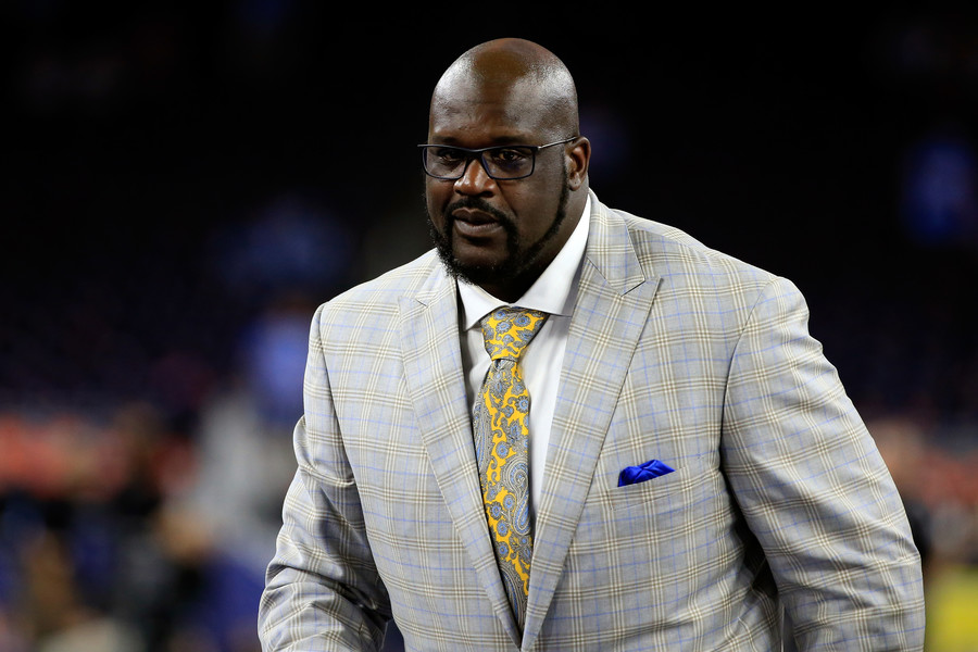 Shaq meets shark: Predator breaks into cage with NBA legend (VIDEO)