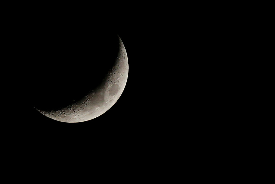Did the moon once support life? It's likely, according to a new scientific study
