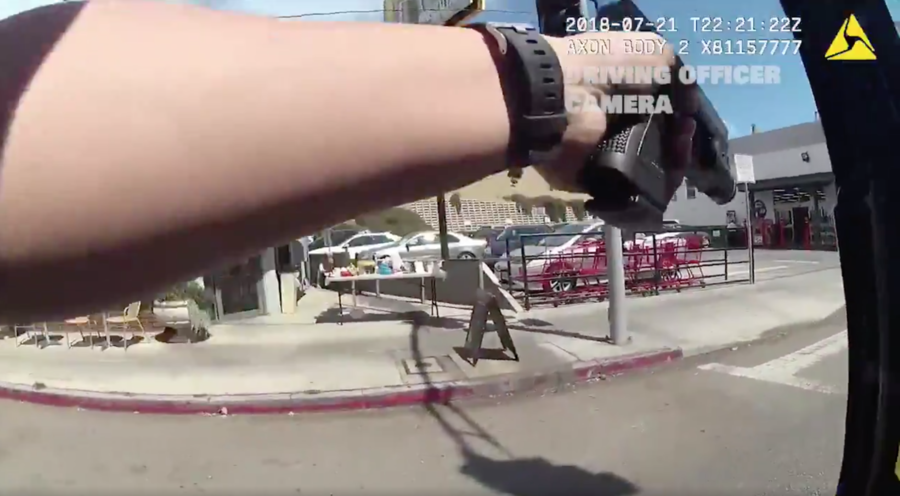 Los Angeles police, not hostage-taker, killed Trader Joe's manager (VIDEO)