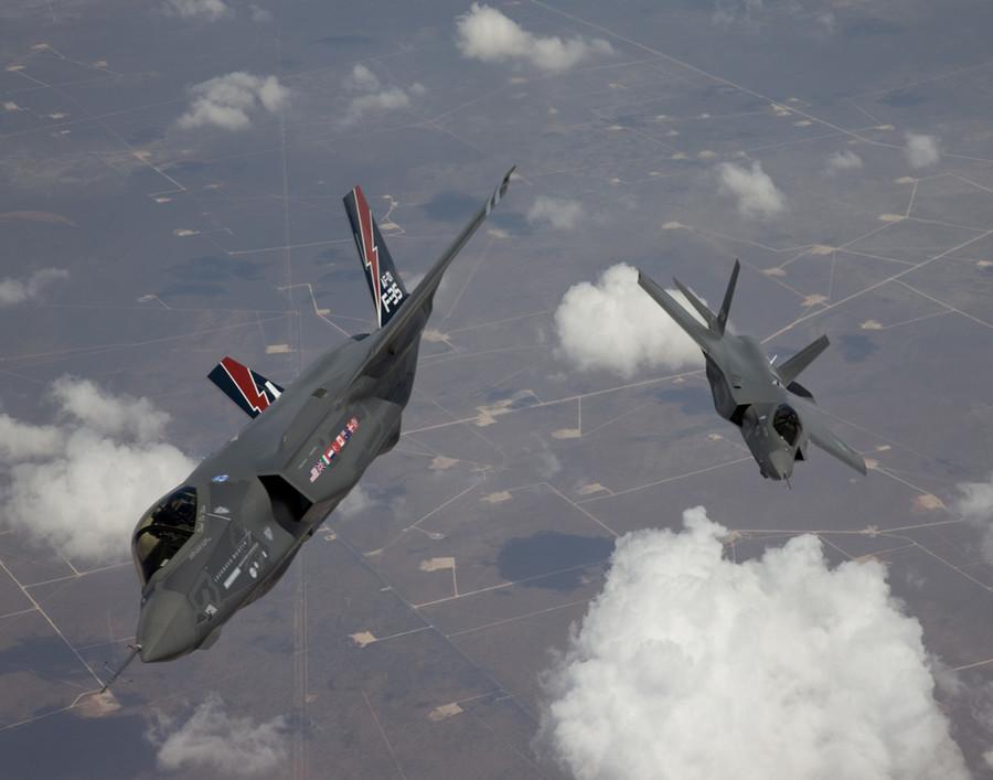 US lawmakers defy defense secretary, greenlight delay in F-35 sales to Turkey