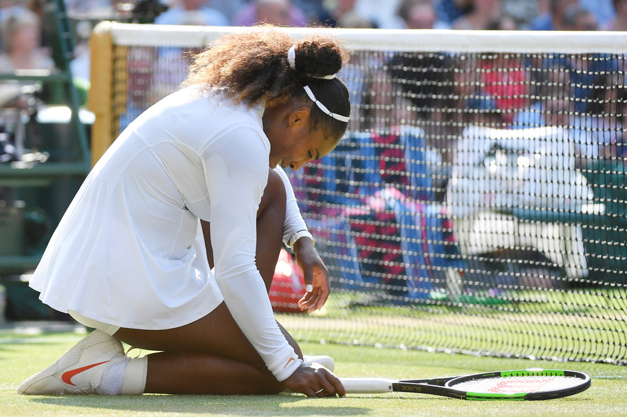 'Discrimination? I think so': Serena Williams slams doping officials over frequent tests