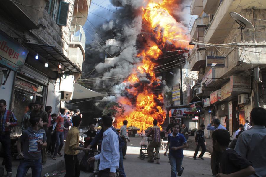 Aleppo news