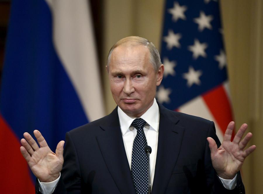 Unpopular US senator warns Putin to stay away from Capitol Hill