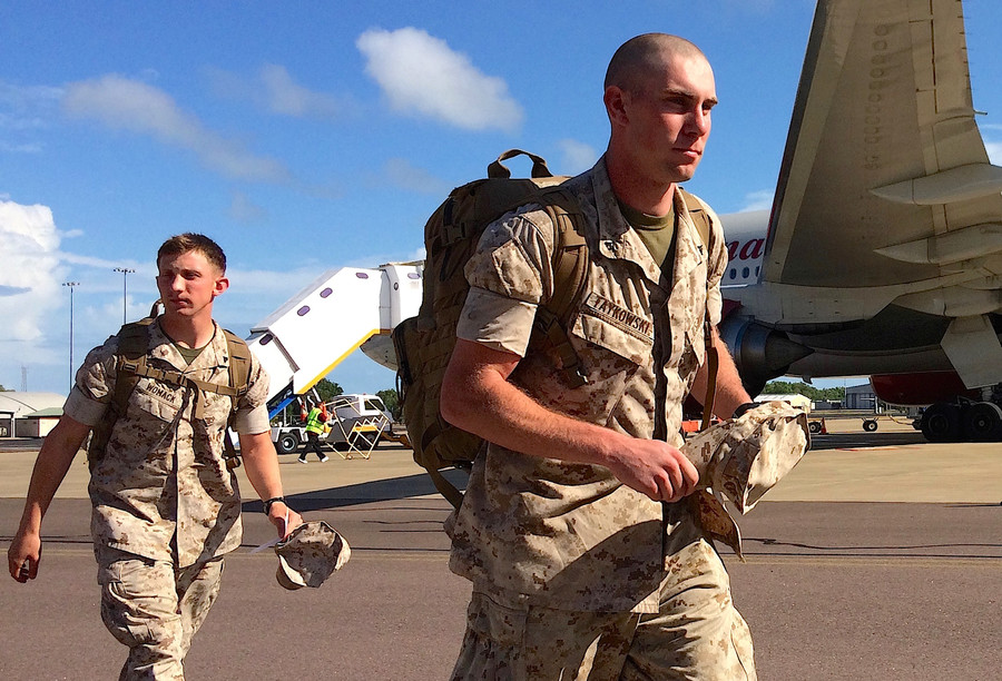 US to bolster its Marines presence in Australia to tackle 'China threat'
