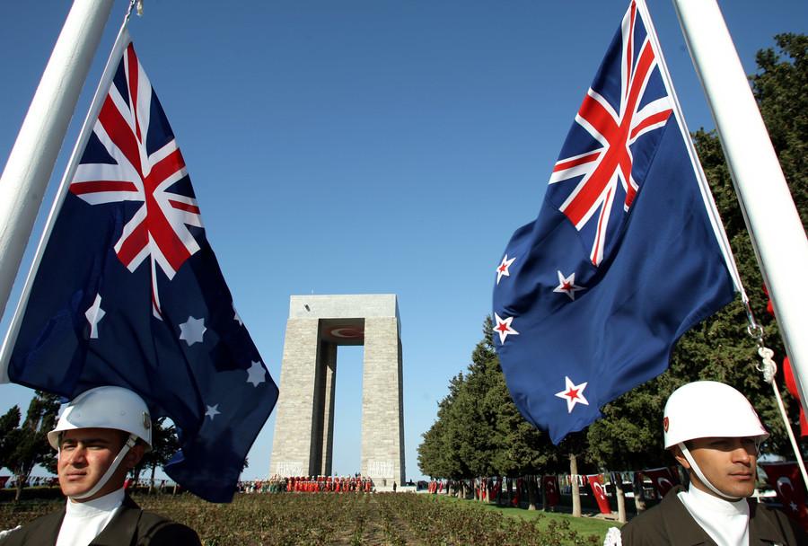Flagging friendship: New Zealand demands Australia change national banner