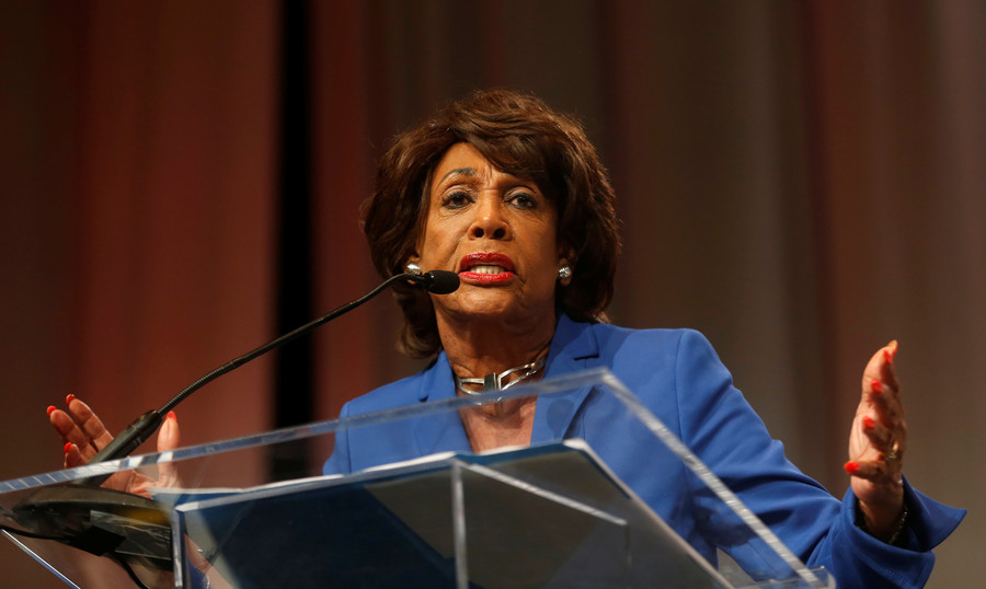 Maxine Waters news