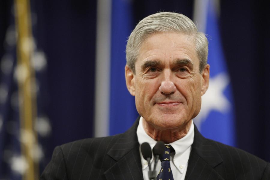 Robert Mueller news