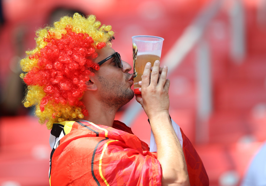 The great beer debate: World Cup prompts questions on alcohol sales at Russian stadiums