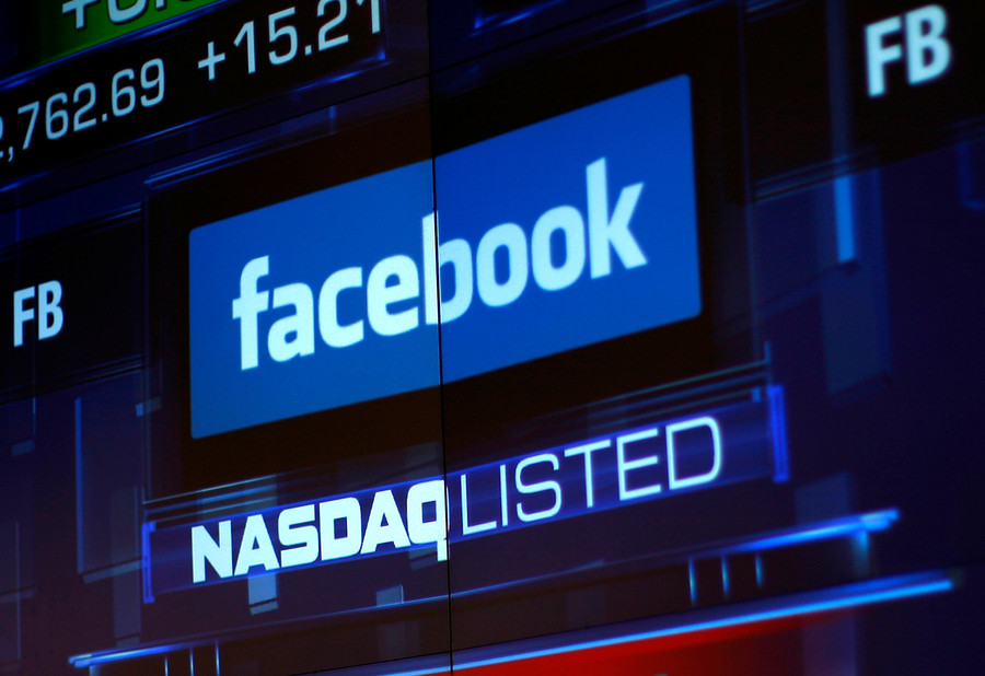 Facebook market value shrinks by $119 billion in biggest single day loss