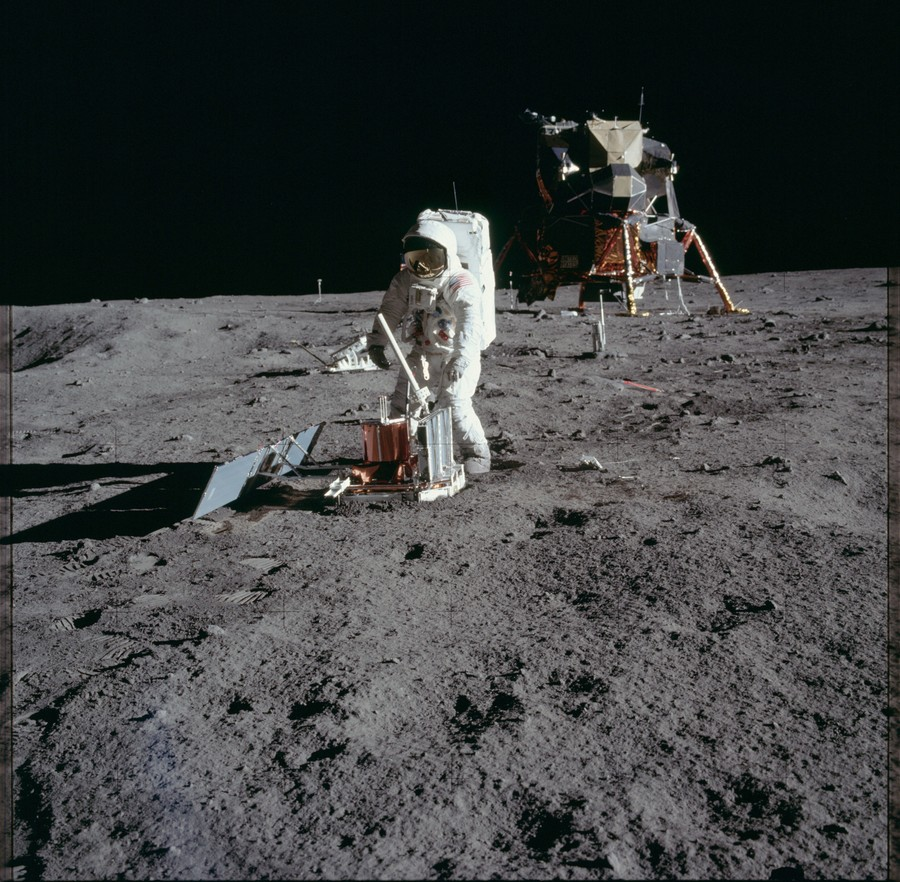 Most Russians believe NASA's lunar missions were fake