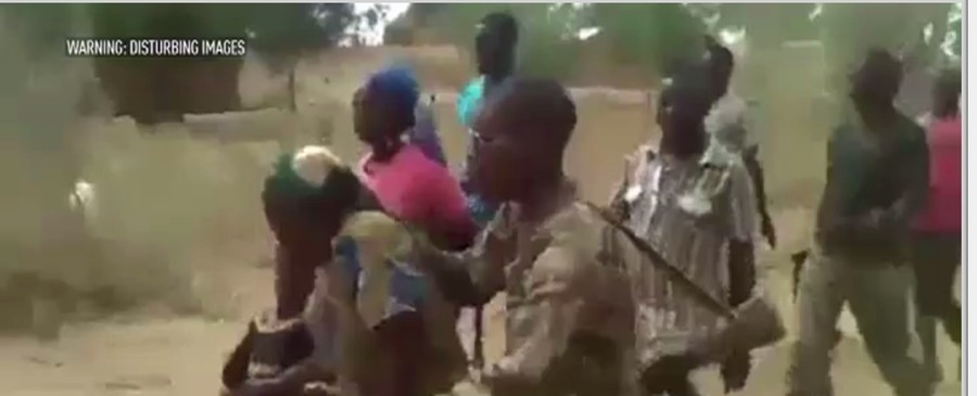 Outrage as troops of US ally Cameroon caught killing women & children in 'despicable' VIDEO