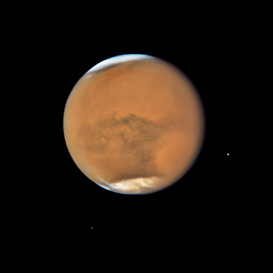 Mars to appear as 'bright as an airplane light' as it comes closest to Earth in 15 years