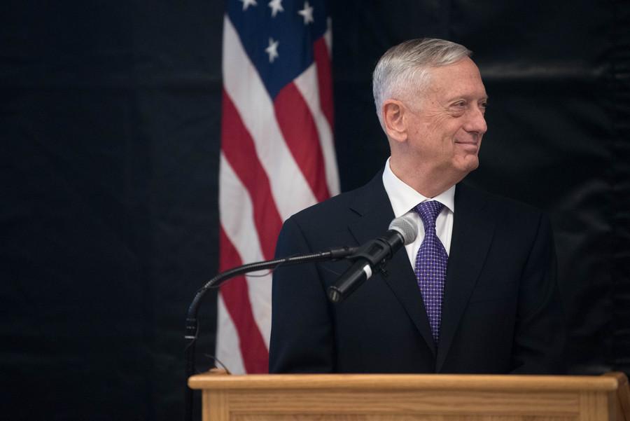 US not planning Iran regime change, Australian report is 'fiction' – Mattis