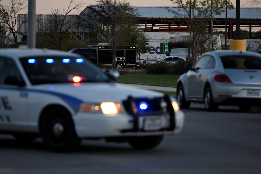Active shooter scare turns out to be failed robbery in La Plaza Mall in south Texas