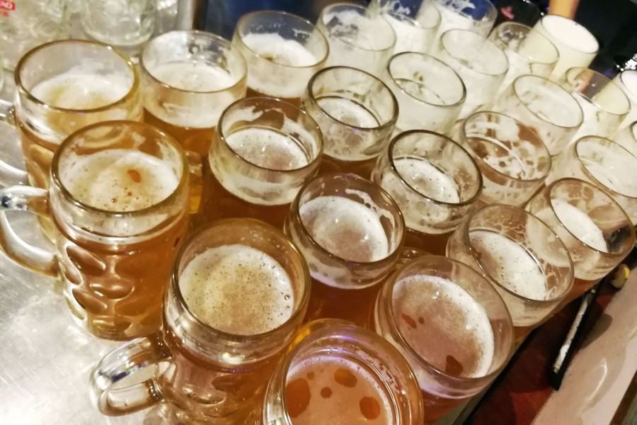 Vagina beer, stag semen & space yeast: Outrageous ingredients used to market craft booze (POLL)