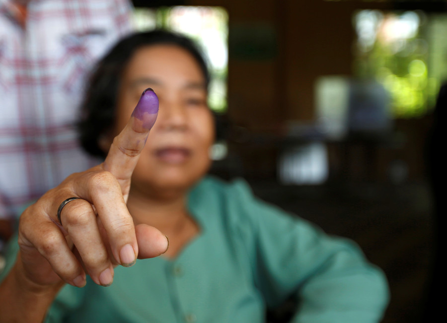 Cambodia's Hun Sen set for re-election in largely unopposed poll