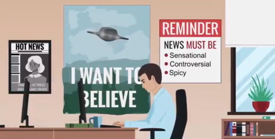 'Ridiculous propaganda': Users slam NATO's online fake news game