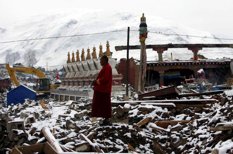 Earth's mantle torn into 4 pieces under quake-prone Tibetan plateau – scientists