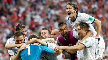 'The fighting spirit was amazing' – Jose Mourinho on Russia's shock World Cup win over Spain