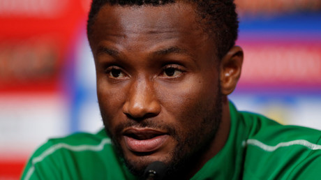 Nigeria's Mikel reveals ordeal after learning of father's kidnap hours before World Cup game