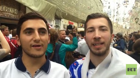 'If you stayed home you're a mug!' England fans on 'unbelievable' Russia World Cup trip