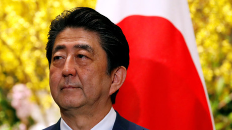 Japan PM Abe cancels trip to Iran amid US pressure – report