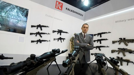 Kalashnikov lawyers propose 20-gun per citizen limit in new Russian bill