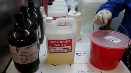 EPA accused of 'suppressing' hazardous formaldehyde report